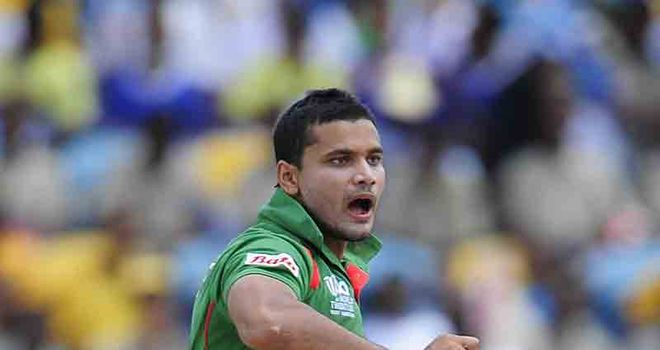 Mortaza: Back in the fold
