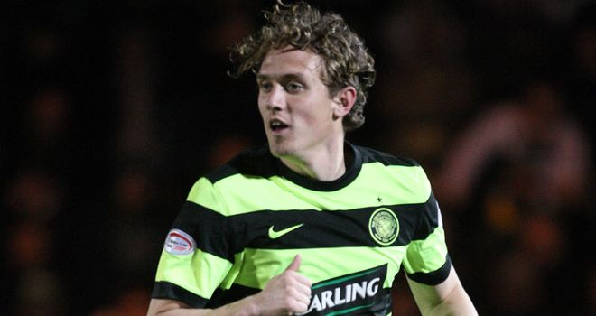 Rasmussen: Wants to stay at Celtic and see out remaining years of his contract
