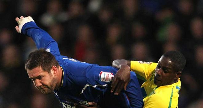 Parkin: Heading to Doncaster on loan for one month