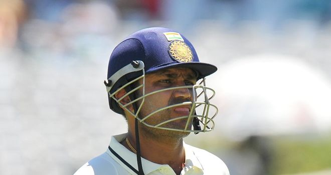 Sehwag: Shoulder injury to keep him out of first two Tests