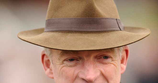 Mullins: Saddled one-two in feature