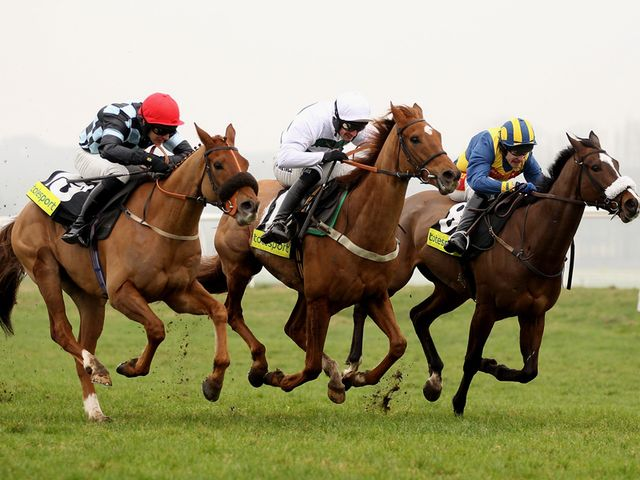 Notus De La Tour (r): Can claim the feature handicap