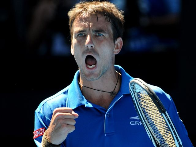 Tommy Robredo: First ATP win of the season