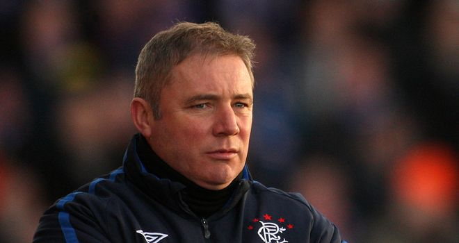 McCoist: Escapes fine and two-match suspension