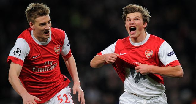 Arshavin was the hero with his late winner