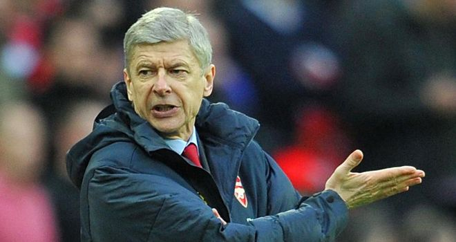 Wenger: Hopes for turnaround
