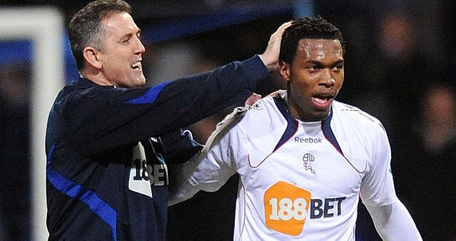 Sturridge: Praise for the impact Coyle has had on his career