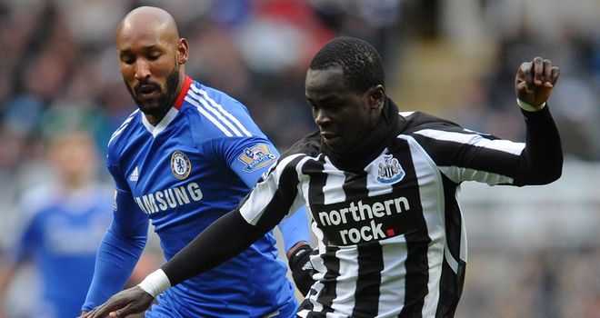 Tiote: Important player for Newcastle but told to be more careful