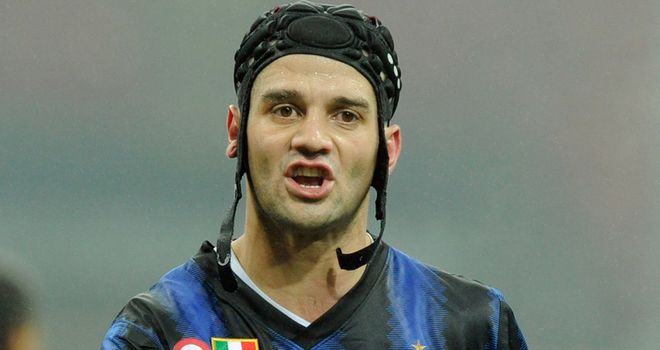 Cristian Chivu: The defender will now remain at the San Siro until 2015