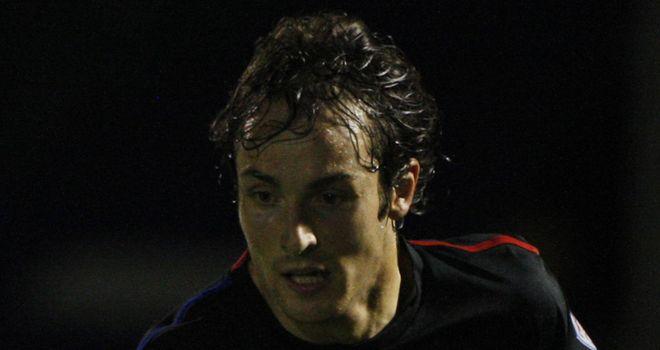 Hylton: Says goal is his