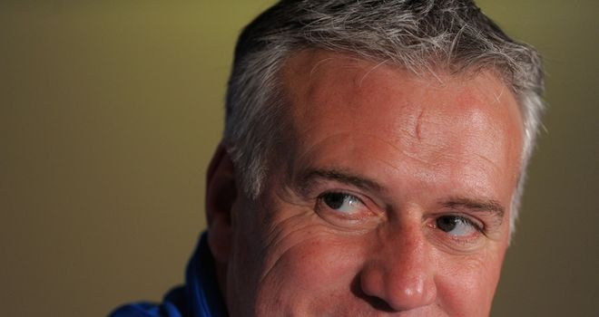 Deschamps: Had hoped for a more productive summer