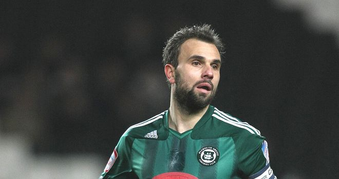 Carl Fletcher: The player-manager for Plymouth nearly suffered a first round exit against Stourbridge