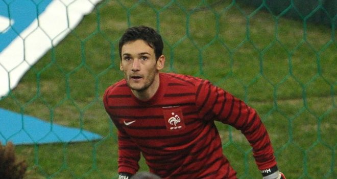 Hugo Lloris: Goalkeeper has been named as France captain by coach Laurent Blanc