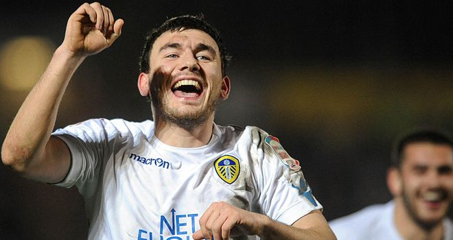 Snodgrass: Out of the Scotland squad due to anke injury