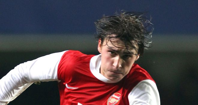 Miquel: Talented teenager could be the next to emerge from Arsenal's production line