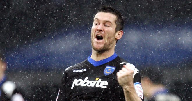 Nugent: One-time England striker has joined Leicester on a three-year deal