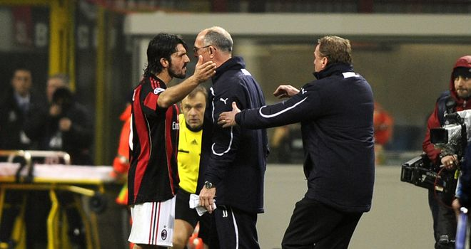 Gattuso: Staying at home