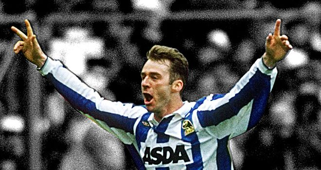 Sheridan: The hero for Wednesday in 1991
