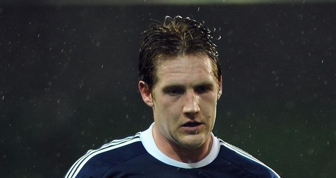 Commons: Withdrawn from Scotland squad with a hamstring injury