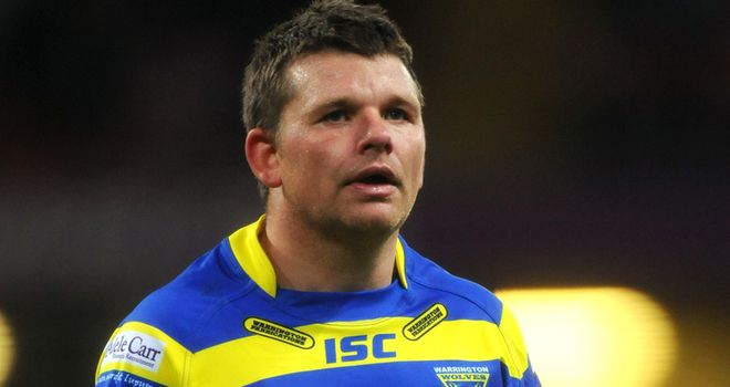 Lee Briers: Confirmed as Wales captain for Four Nations