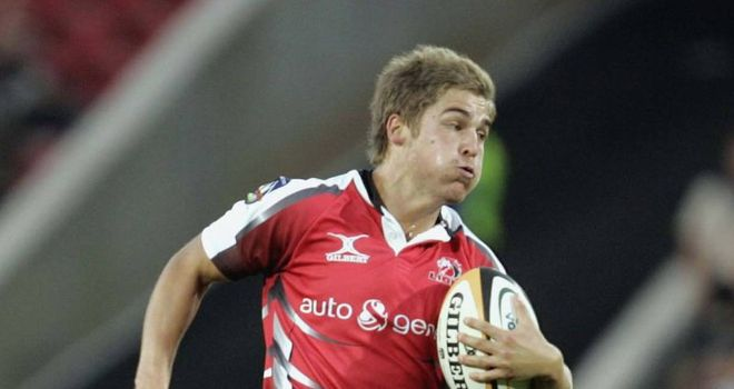 Michael Killian: Misses the start of the Super Rugby season after breaking his arm