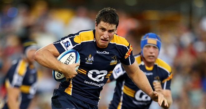 Mitchell Chapman: Joins the Waratahs for the 2013 season