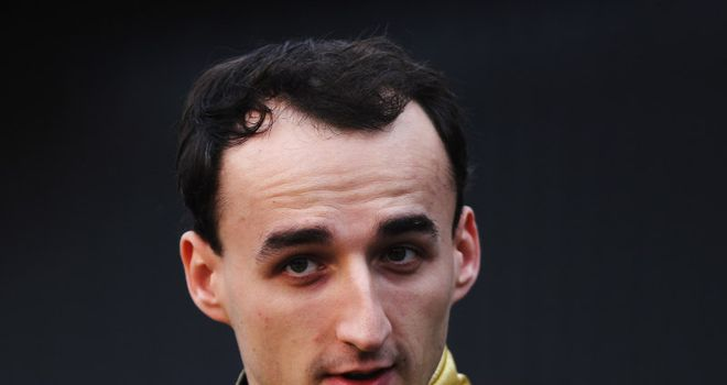 Kubica: determined to return in 2011