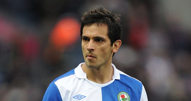 Santa Cruz: Paraguay striker desperate to fire Blackburn to safety against Wolves