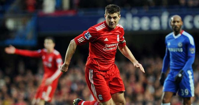 Gerrard: Required groin surgery and has spent the last six months on the sidelines