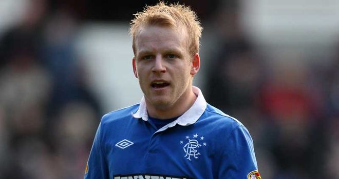 Naismith: Nominated for PFA Scotland Player of the Year