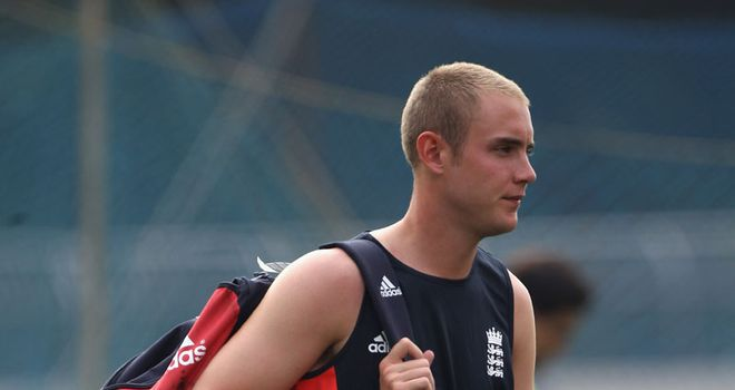 Broad: Ruled out