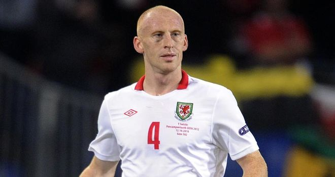 James Collins: Adamant he is not quitting Wales and will play on for his country