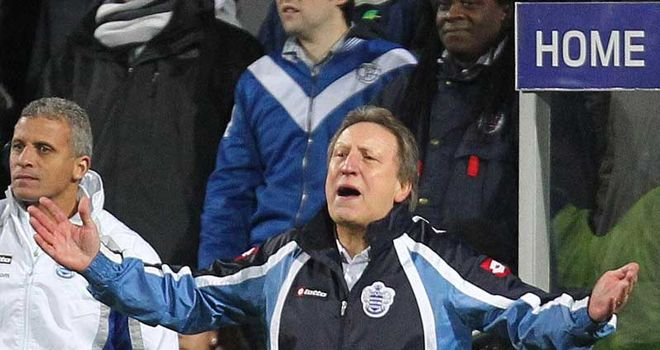 Warnock: Reassured over charges