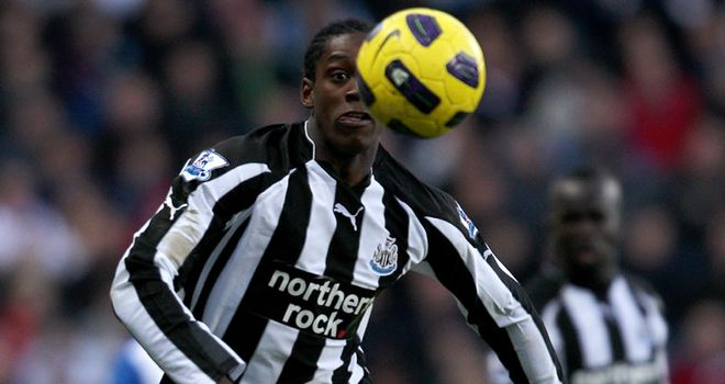 Ranger: Birmingham's loan bid rejected by Newcastle
