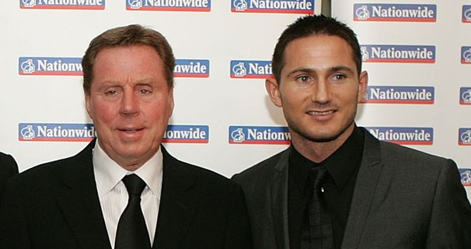 Frank Lampard: Feels bad his Champions League success with Chelsea cost Harry Redknapp his job