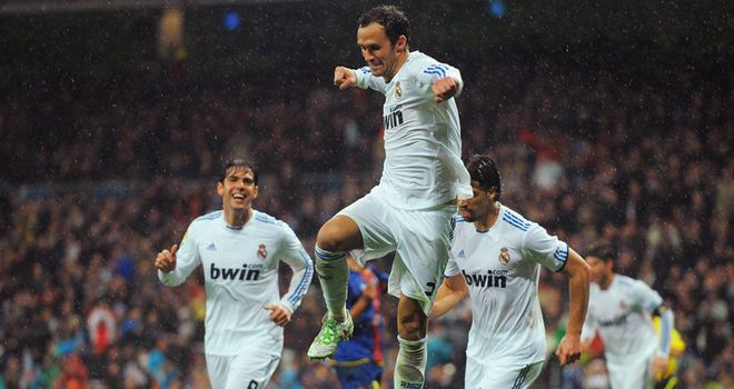 Ricardo Carvalho: Madrid defender suffers fresh injury blow