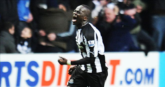 Tiote: Not surprised by how well Newcastle have fared this term