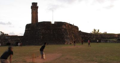 Galle: The venue for the first Test against South Africa