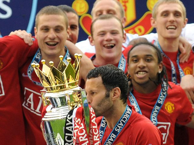 Man Utd will be celebrating with the trophy again, according to Paddy Power