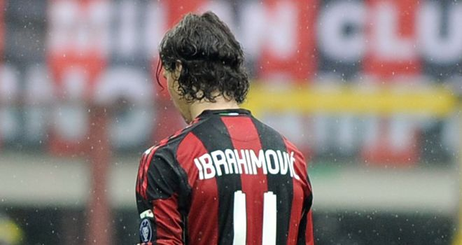 Ibrahimovic: Will not turn his back on AC Milan after helping them win the Serie A title