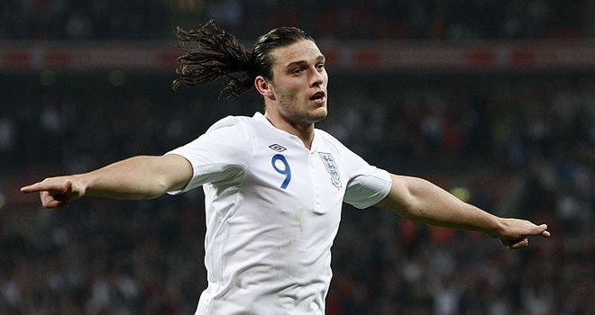 Andy Carroll: Happy to be back and determined to make World Cup squad