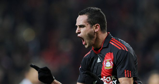 Renato Augusto: Set to leave Leverkusen
