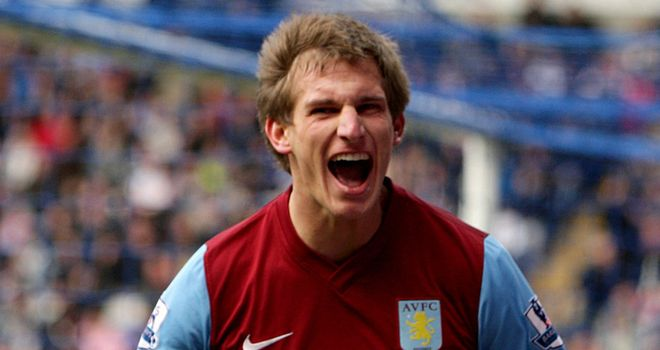 Albrighton: Relishing opportunity to shine for Villa