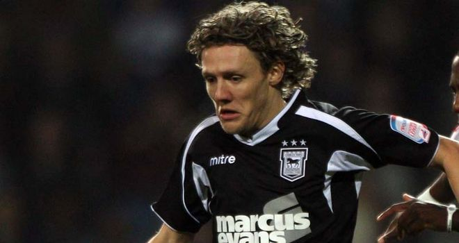 Jimmy Bullard: Suspended by Ipswich after night out with Michael Chopra, who has been fined