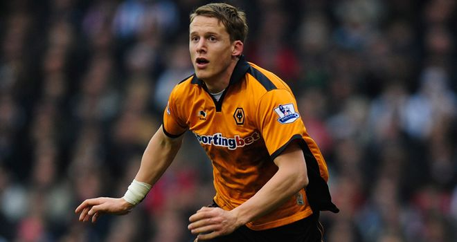 Christophe Berra: Keen to leave Wolves in order to play regularly for club and country