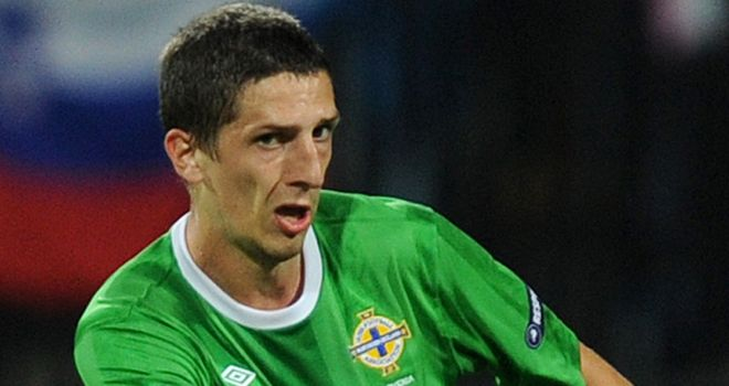 Craig Cathcart: Defender will miss Northern Ireland's friendly against Norway due to injury