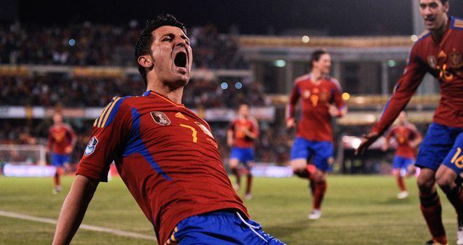 Villa: Record-breaker