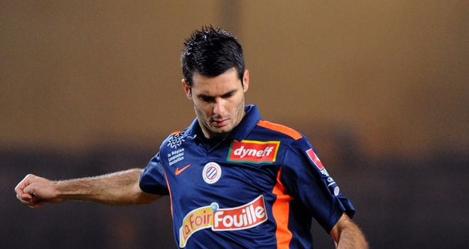 Spahic: Leaves Montpellier after spending the last two years in French football