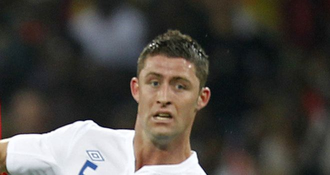 Cahill: Attracting interest from big clubs and Coyle has urged defender's suitors to make a bid