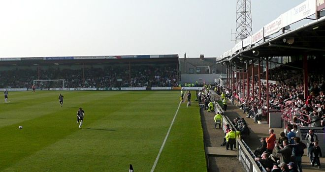 Blundell Park: New home for McCarthy
